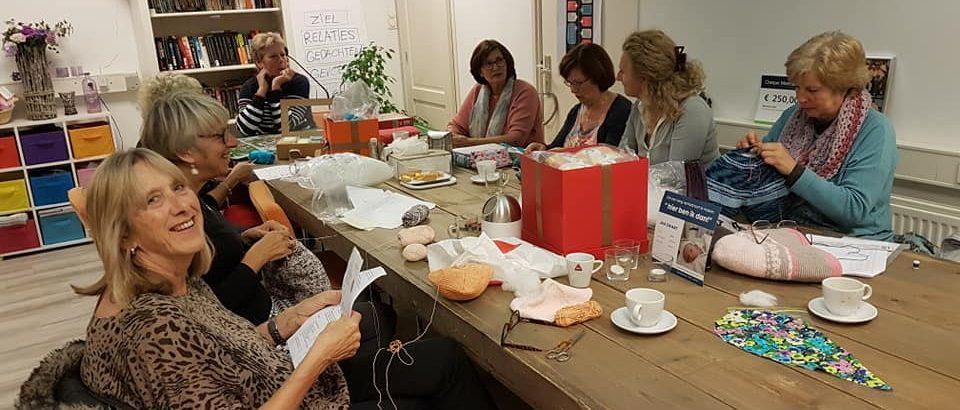 Breien En Haken Voor Het Goede Doel Inloophuis Esperanza